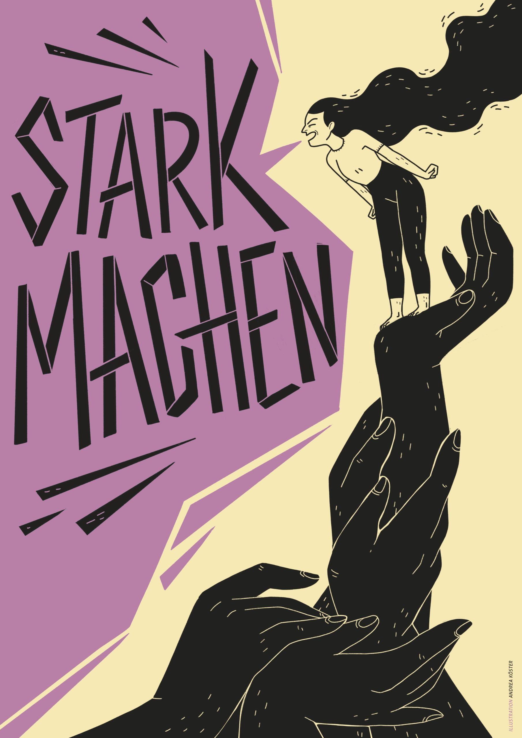 Andrea Köster STARK MACHEN 2020